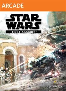 Star Wars : First Assault - Le FPS annulé se montre en vidéo