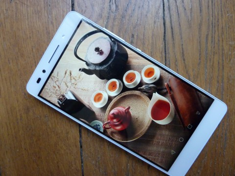 Aperçu du Honor 7, un smartphone Android à moindre budget