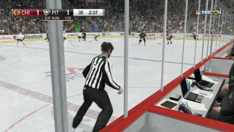 NHL 16 : Le roi de la glace ?