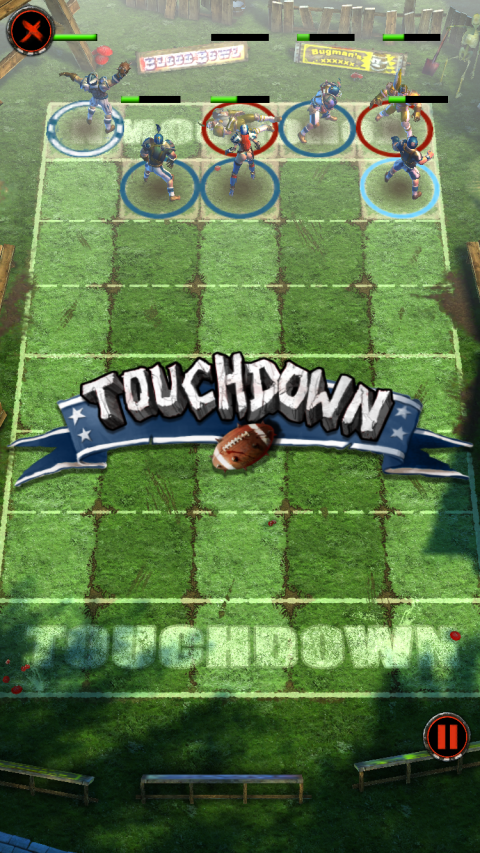 Blood Bowl Kerrunch : entre Puzzle & Football