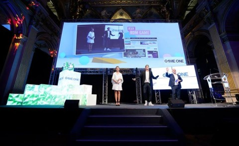 Cérémonie des Golden Blog Awards 2014.