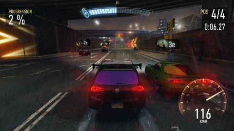 Need for Speed No Limits : EA passe la seconde