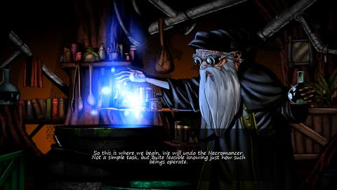 Swords and Sorcery Underworld - Un RPG indépendant au style 80'
