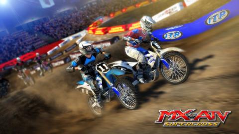 MX vs ATV Supercross Encore Edition arrive sous peu
