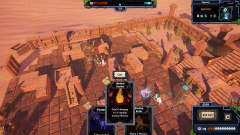 Ancestory : un jeu de stratégie avec des cartes de combat
