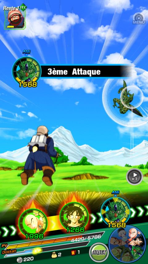 Dragon Ball Z Dokkan Battle : Puzzle-RPG & Kamehameha