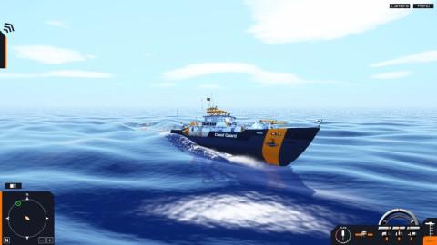 Coast Guard, pour mener des enquêtes avec les garde-côtes