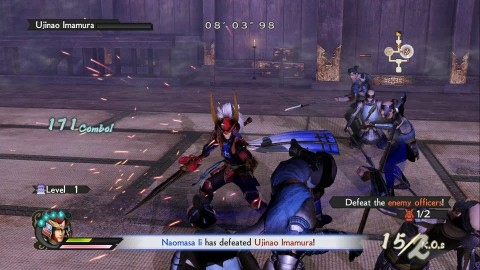 Samurai Warriors 4-II : Un vrai champ de bataille !