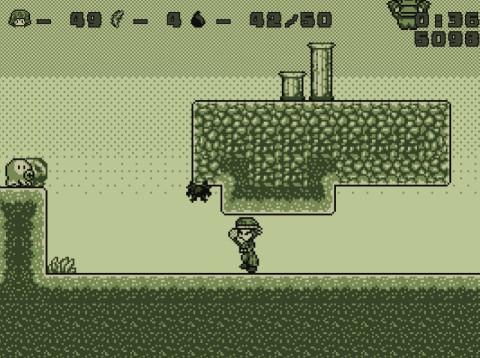Save me Mr Tako - un hommage indépendant à la Game Boy