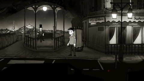 Désiré - Les aventures d'un jeune garçon en noir et blanc
