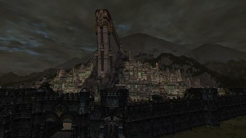 Le Seigneur des Anneaux Online ouvre les portes de Minas Tirith