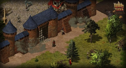 Wild Terra, un nouveau jeu de simulation de vie multijoueurs