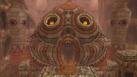 Project Database: Majora's Mask ou la théorie du Deuil du Héros
