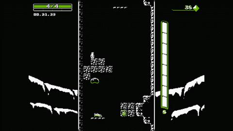 3 exemples de palettes graphiques présents dans le jeu