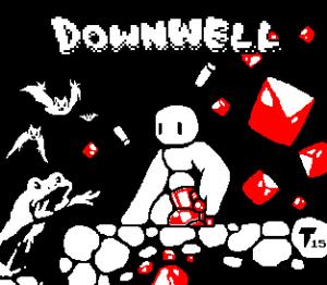 Downwell, un Shooter Rogue Like à tomber par terre