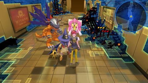 La VOD du livestream Digimon Story : Cyber Sleuth
