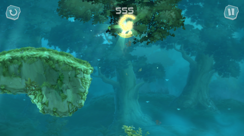 Rayman Adventures : Au firmament de l'aventure tactile