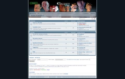 Forum officiel d'Eplanet