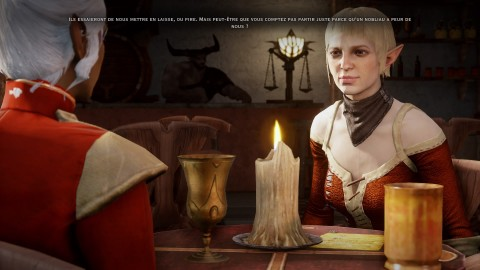 Dragon Age Inquisition - Intrus