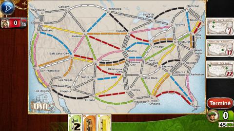 Ticket to Ride : Les rails de l'aventure
