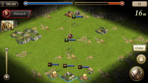 Age of Empires World Domination – La stratégie de l'échec ?