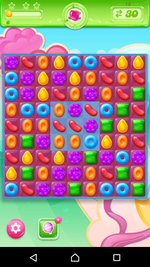 Candy Crush Jelly Saga : Un manque flagrant d'originalité et d'inspiration