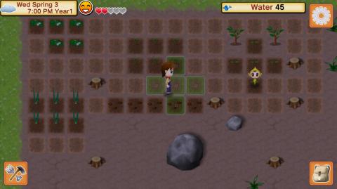 Harvest Moon : Seeds of Memories - Retour virtuel à la terre