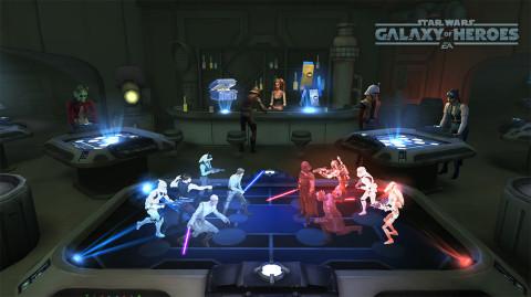 Star Wars Galaxy of Heroes : Un sacré tour de Force