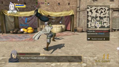 Arslan : The Warriors of Legend - Un énième Dynasty Warriors-like ?
