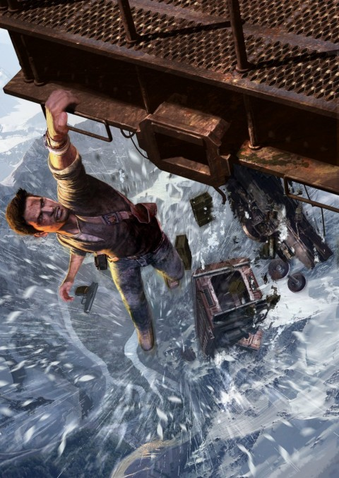 Uncharted : The Poster Collection est disponible