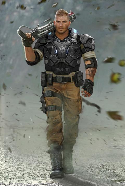 Gears of War 4 : une gamme de figurines articulées pour 2016