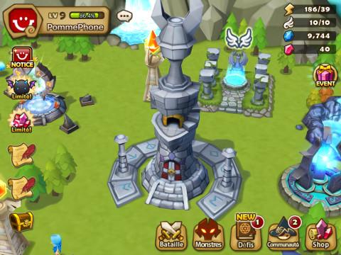 Summoners War: Sky Arena : entre collection et combats de monstres