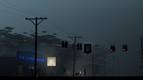 Kentucky Route Zero - Acte III, petite erreur de parcours