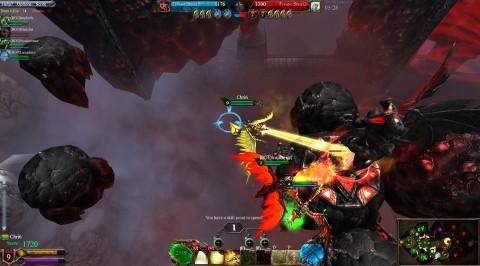 Dragons and Titans : Une grosse mise à jour pour bientôt !