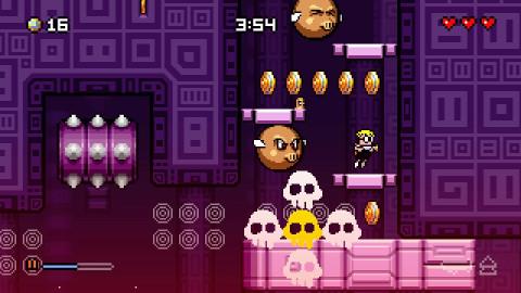 Mutant Mudds Super Challenge arrive le 17 mars en cross-buy sur Wii U et 3DS