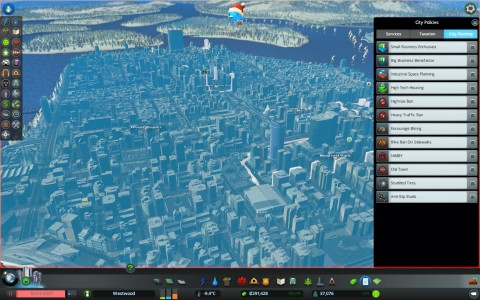 Cities Skylines : Snowfall, un DLC honnête