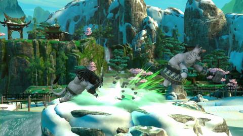 Kung Fu Panda : Le Choc des Légendes, le Smash Bros multi-support ?