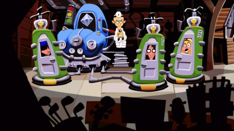 Day of the Tentacle : Special Edition, un remaster d'une grande qualité