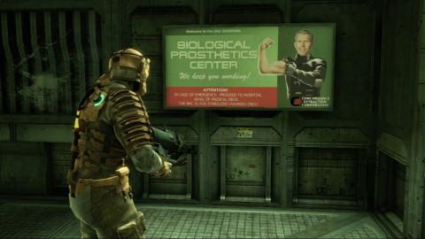 Dead Space est rétrocompatible sur Xbox One