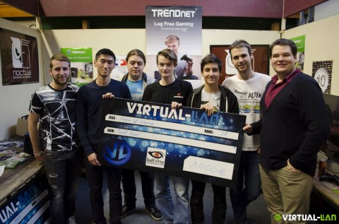Virtual Lan : Le plus grand événement eSport de Normandie ce week-end