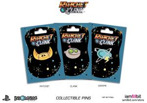 Des objets de collection à l'effigie de Ratchet & Clank en vente