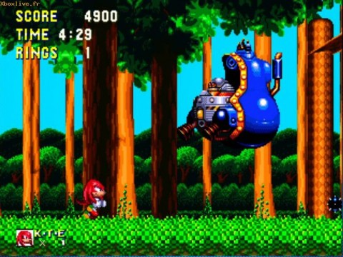 Phantasy Star II,  Sonic & Knuckles et 3 autres jeux Arcade rétrocompatibles sur Xbox One