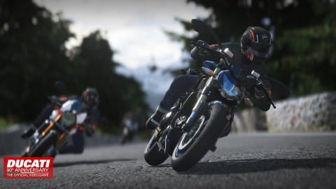 Ducati - 90th Anniversary : le jeu officiel pour célèbrer les 90 ans de la marque