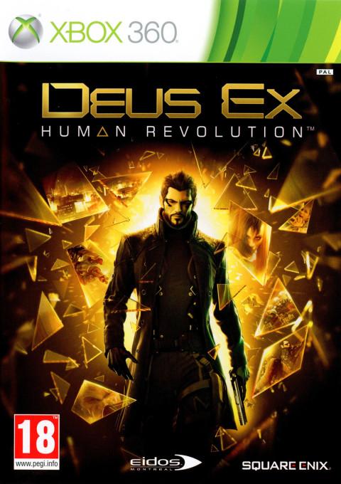 Deus Ex : Human Revolution offert en précommandant Mankind Divided sur le marché Xbox Live