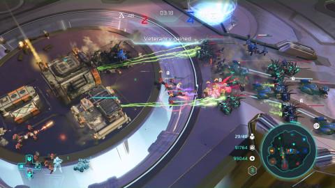 Halo Wars 2 : La bêta ouverte prolongée de 2 jours