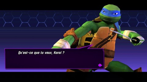 Teenage Mutant Ninja Turtles : Legends - Une carapace solide