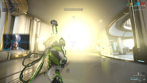 "Warframe : Détails de l'update ""Specters of the Rail"""
