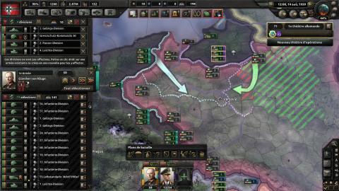 Les troupes polonaises n'ont qu'à bien se tenir !