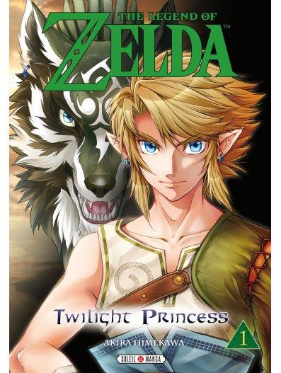 Des mangas Zelda à paraître en France en janvier et février