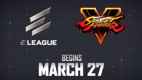 SFV ELeague begins 27th March